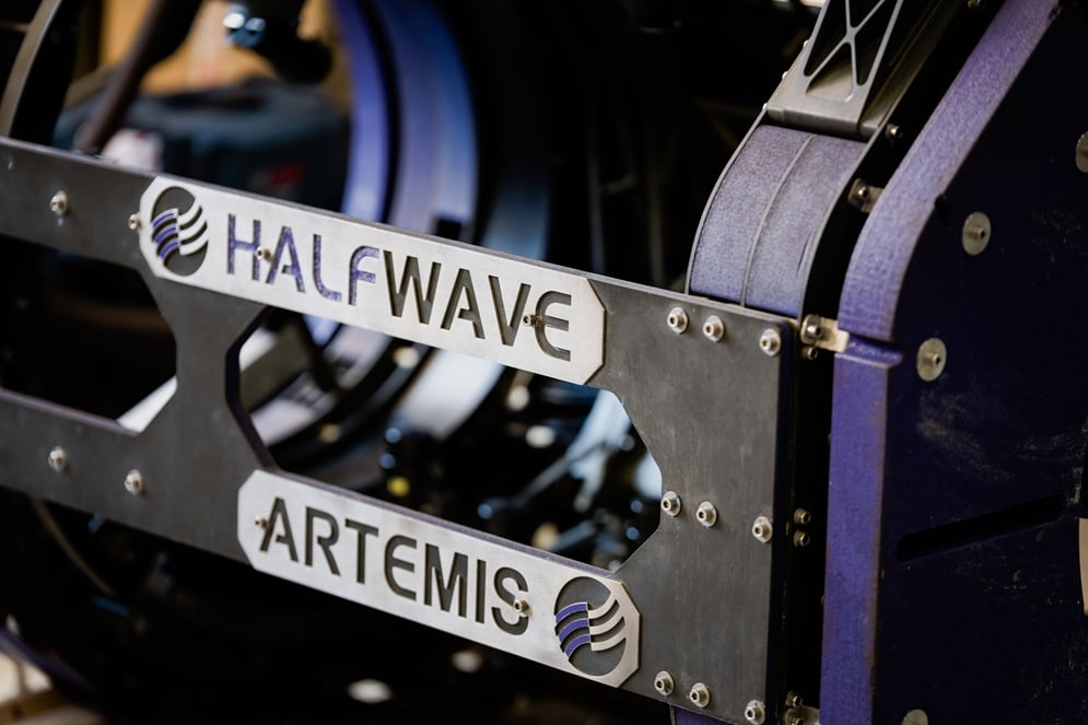 Halfwave launches ARTEMIS – a game-changing inspection solution