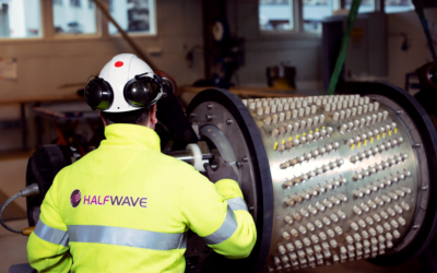 Eddyfi/NDT Acquires Halfwave & its ART Technology