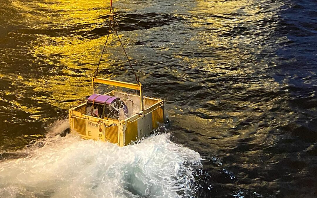 ARTEMIS® – a subsea external pipeline and riser inspection system