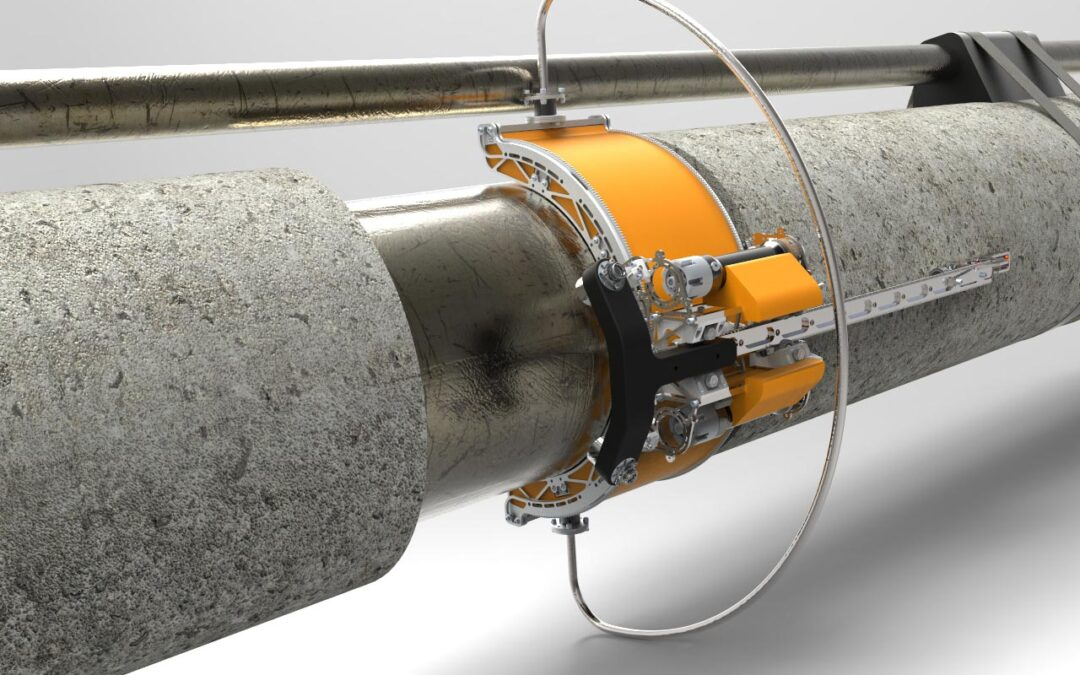 TSC Subsea's new ARTEMIS® vCompact the solution to being in a tight spot